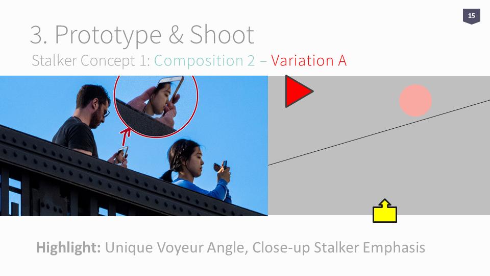 Tim Tetra - Stalker Concept: Composition 2 Variation A