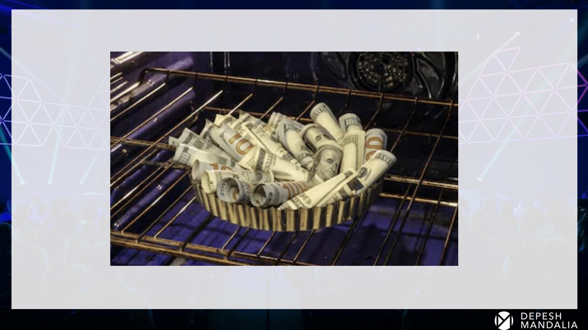 Depesh Mandalia – Bake A Cake