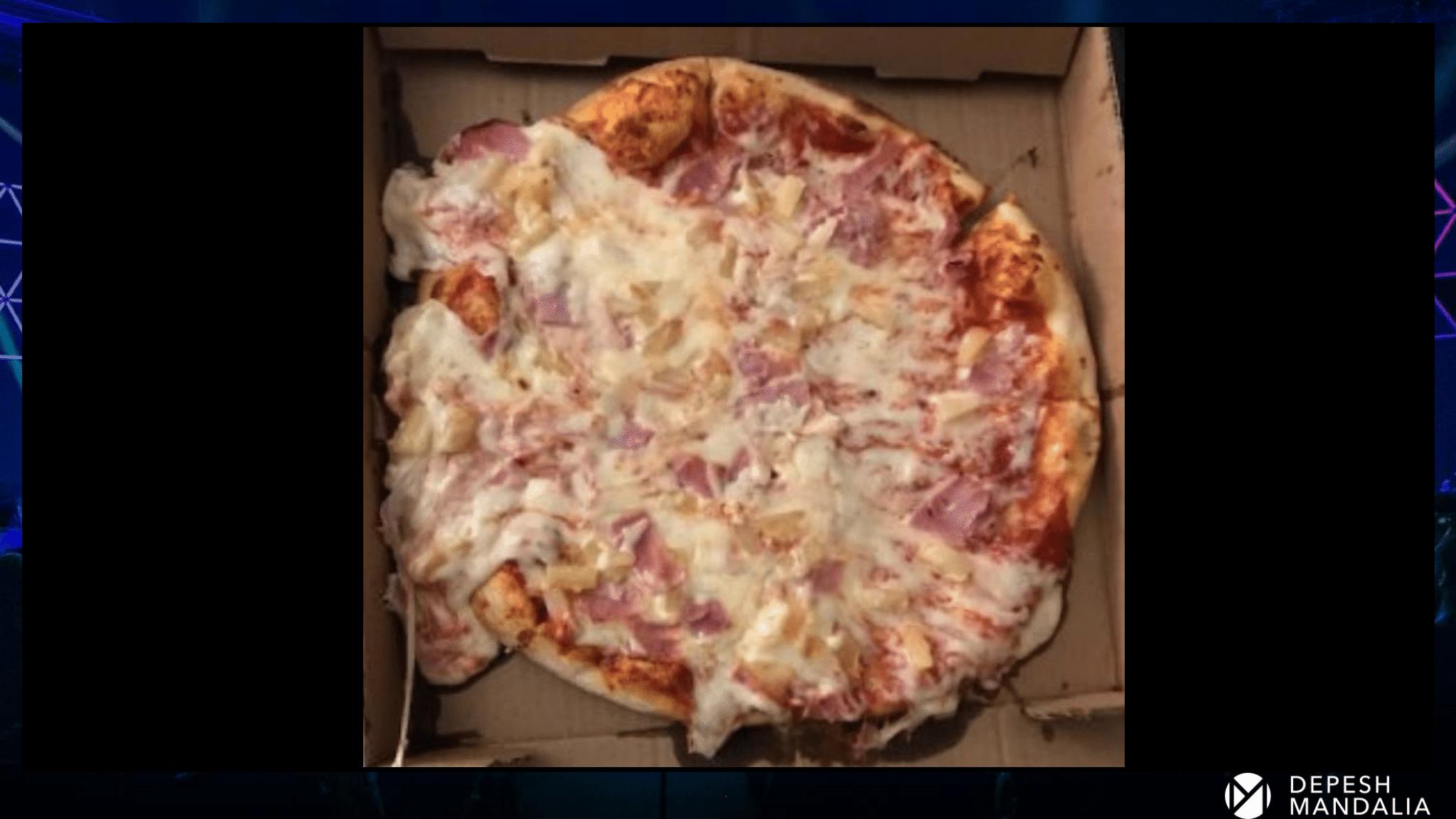 Depesh Mandalia – Pizza