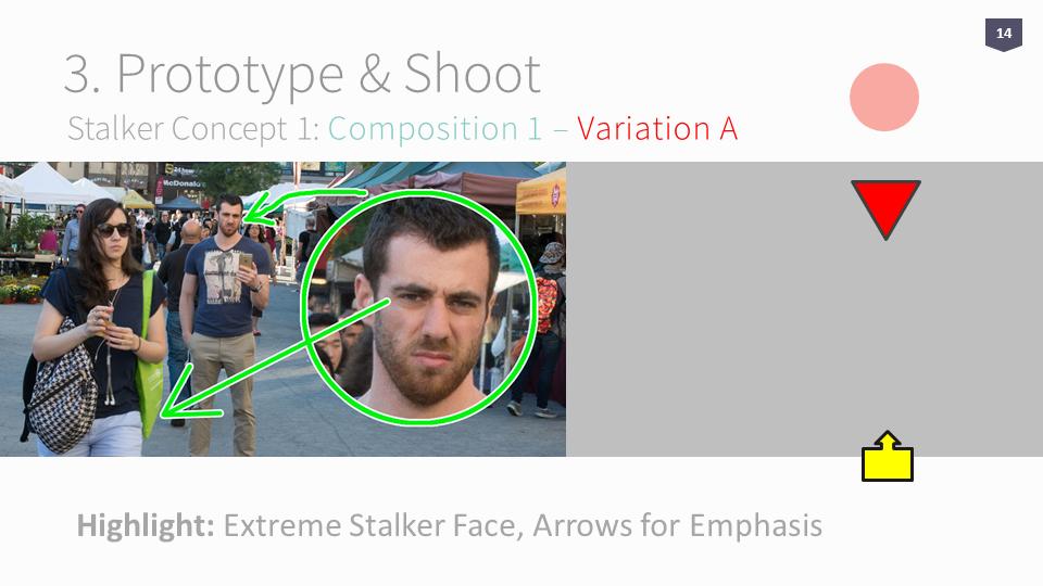 Tim Tetra - Stalker Concept: Composition 1 Variation A