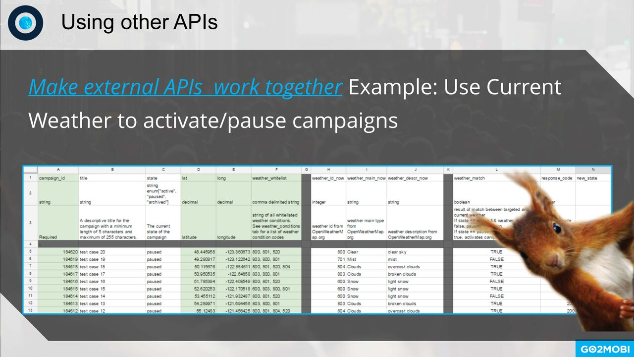Eric Dyck _Yannick – Using Other APIs