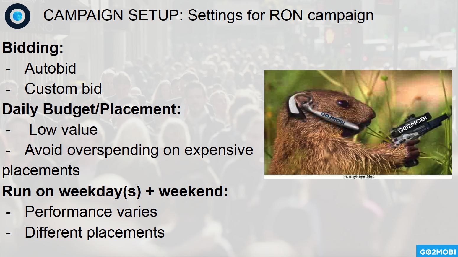 Eric Dyck _Yannick – Campaign Setup