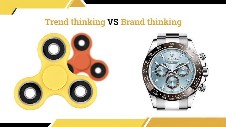 Jenia Jay Yakovlev - Trend Thinking Versus Brand Thinking