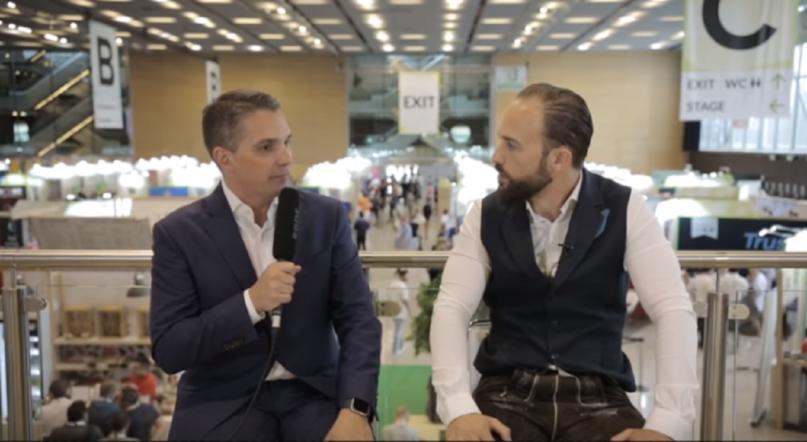 Ryan Deiss - AWE 2018 Interview with Philipp Schoeffmann