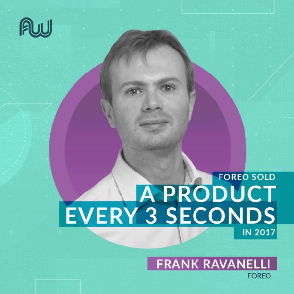 Frank Ravanelli AWA18 Speaker Announcement