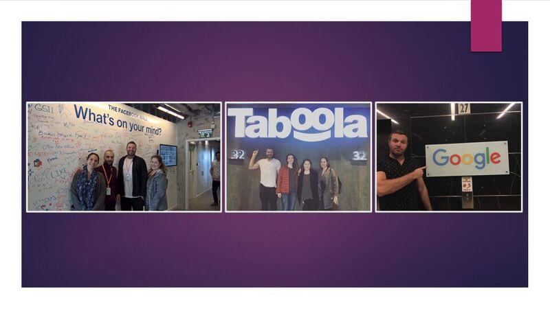 James Van Elswyk - Taboola + Facebook + Google