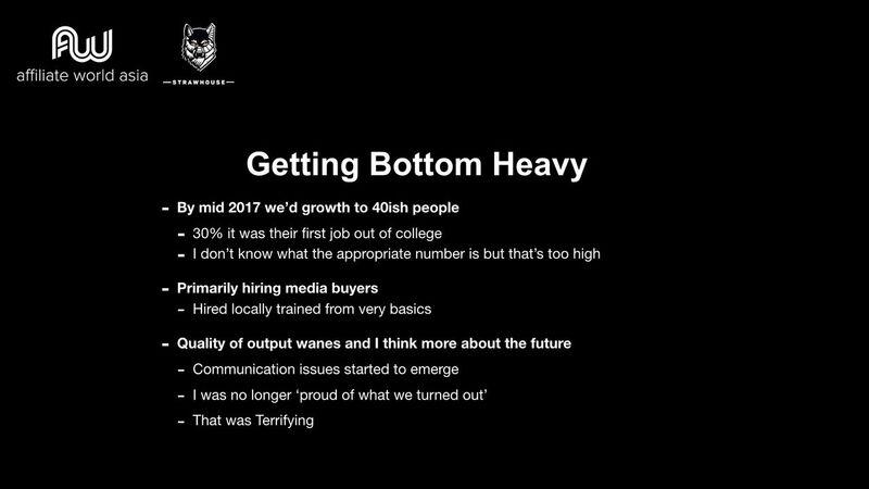 Jason Kryski - Getting Bottom Heavy
