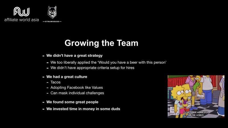 Jason Kryski - Growing The Team
