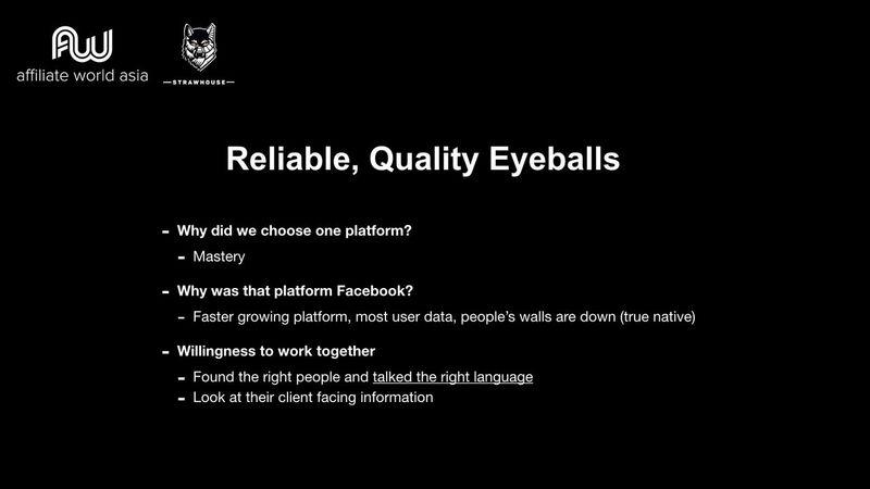 Jason Kryski - Reliable, Quality Eyeballs
