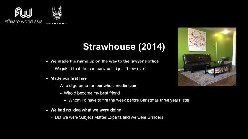 Jason Kryski - Strawhouse