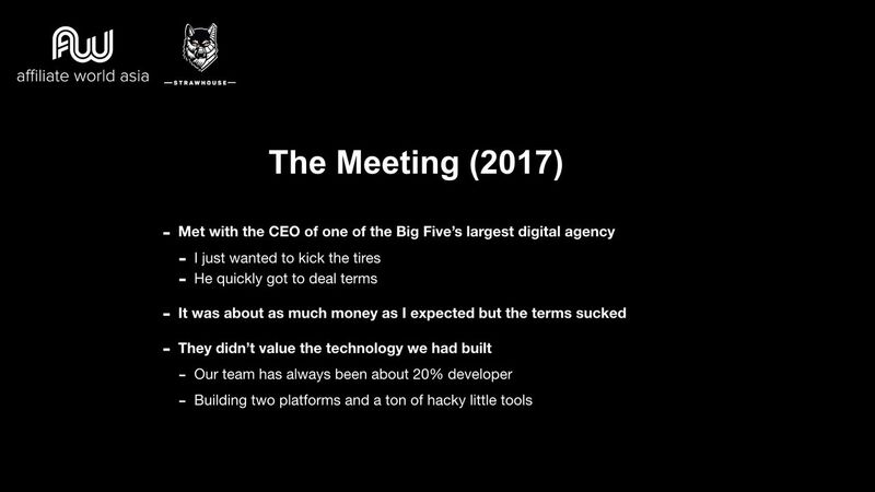 Jason Kryski - The Meeting