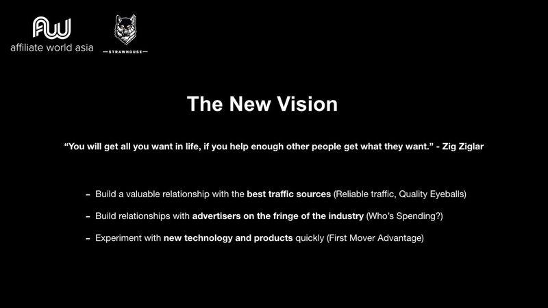 Jason Kryski - The New Vision