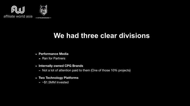 Jason Kryski - Three Divisions