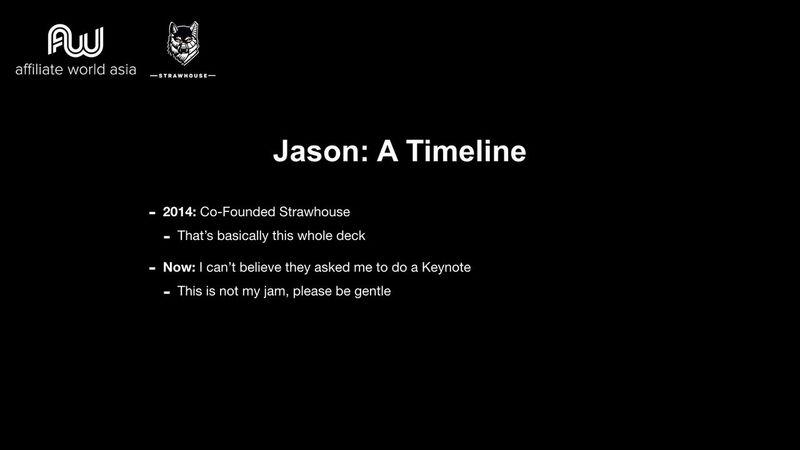 Jason Kryski - Timeline.