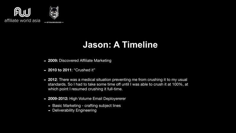 Jason Kryski - Timeline