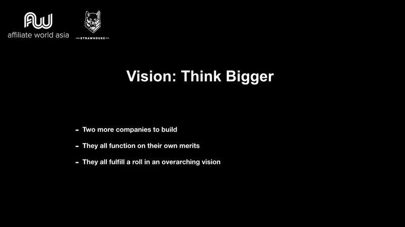 Jason Kryski - Vision