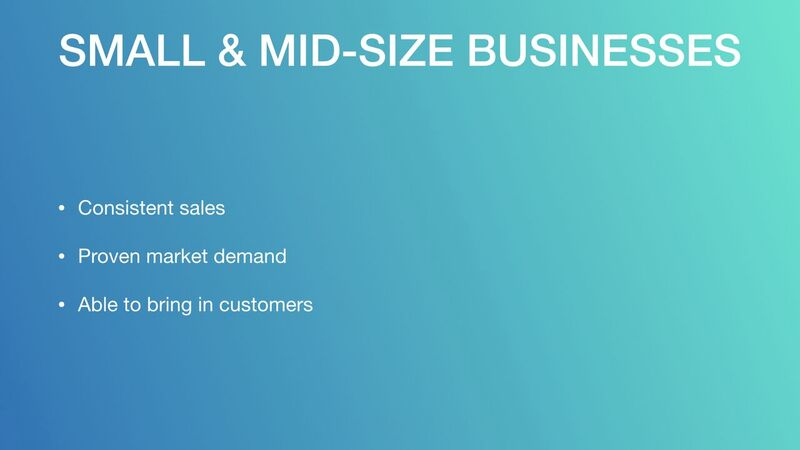 Mark Houng - Small and Mid-Sized Businesses