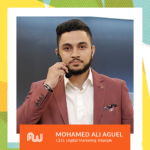 Mohamed Ali Aguel AWE 18