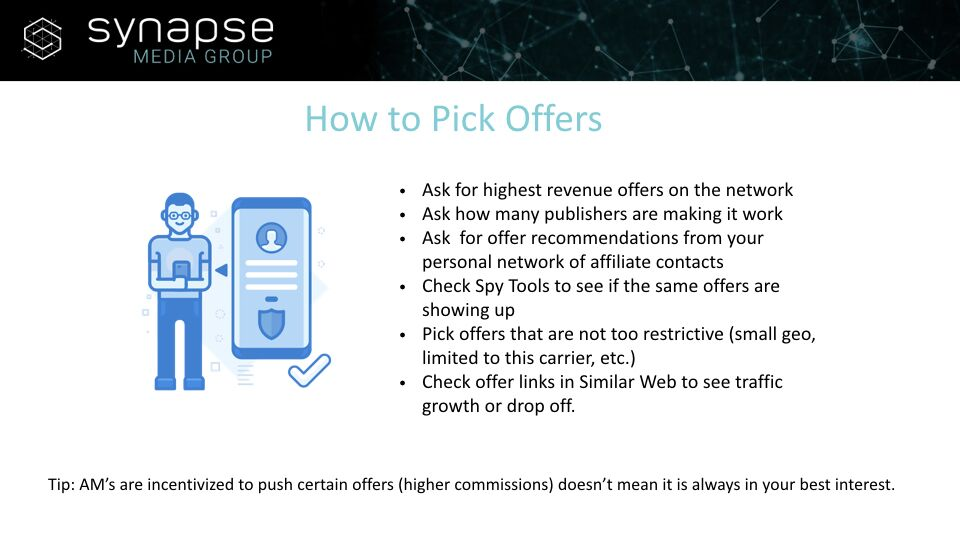 Paul Jeyapal – How To Pick Offers