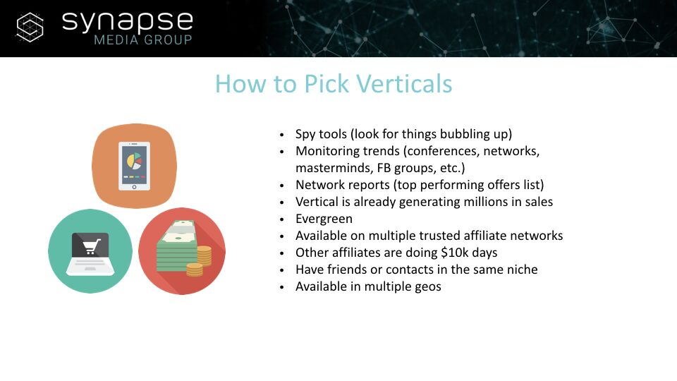 Paul Jeyapal – How To Pick Verticals