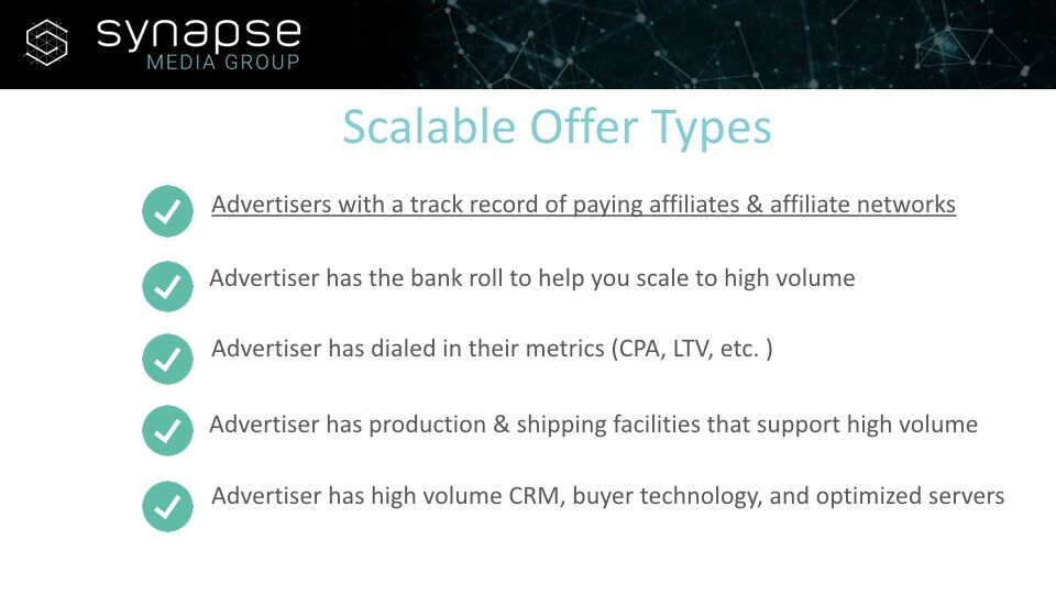 Paul Jeyapal - Scalable Offer Types