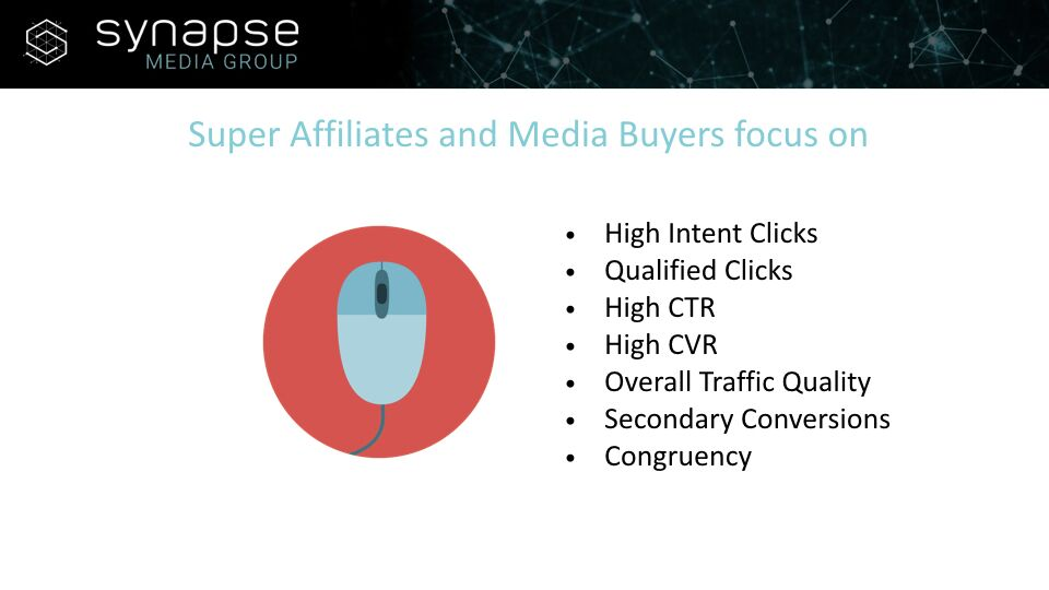 Paul Jeyapal - Super-Affiliates and Media Buyers