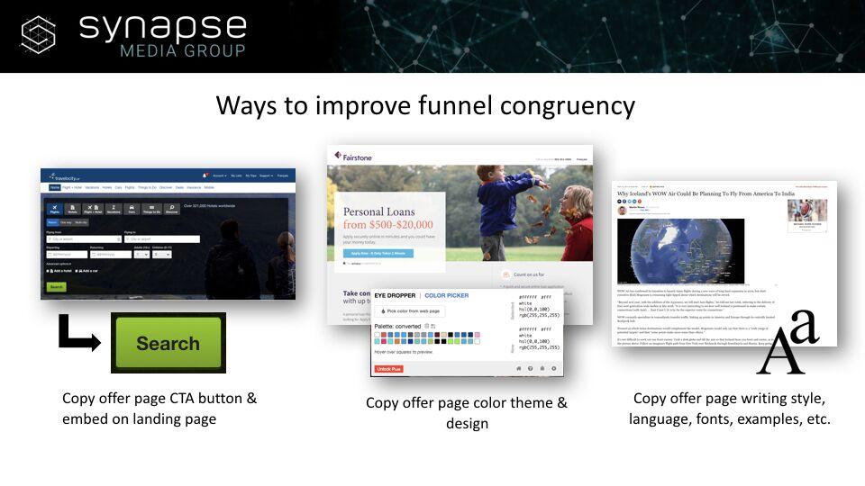 Paul Jeyapal - Ways To Improve Funnel Congruency