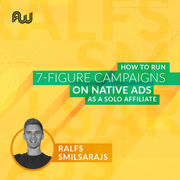 Ralfs Smilsarajs AWA18 Speaker Announcement