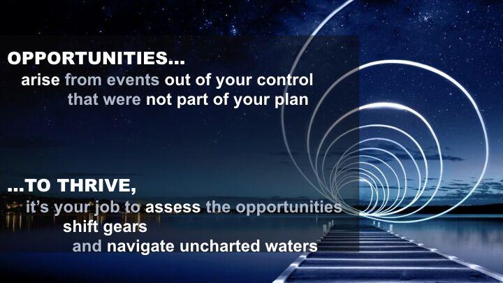 Rishan Bhagowat - Opportunites...To Thrive