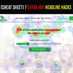 Neil Patel's Cheat Sheet: 7 Extra Hot Headline Hacks