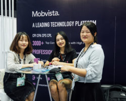 Mobvista at Affiliate World Asia 2018 in Bangkok, Thailand