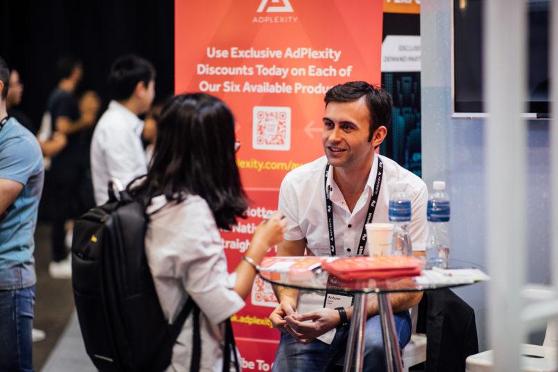 AdPlexity at Affiliate World Asia 2018