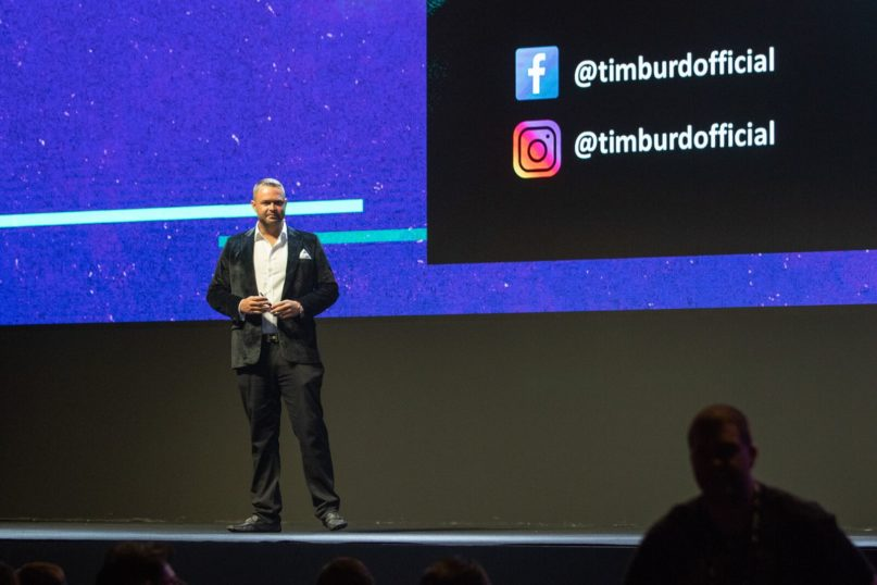 Tim Burd