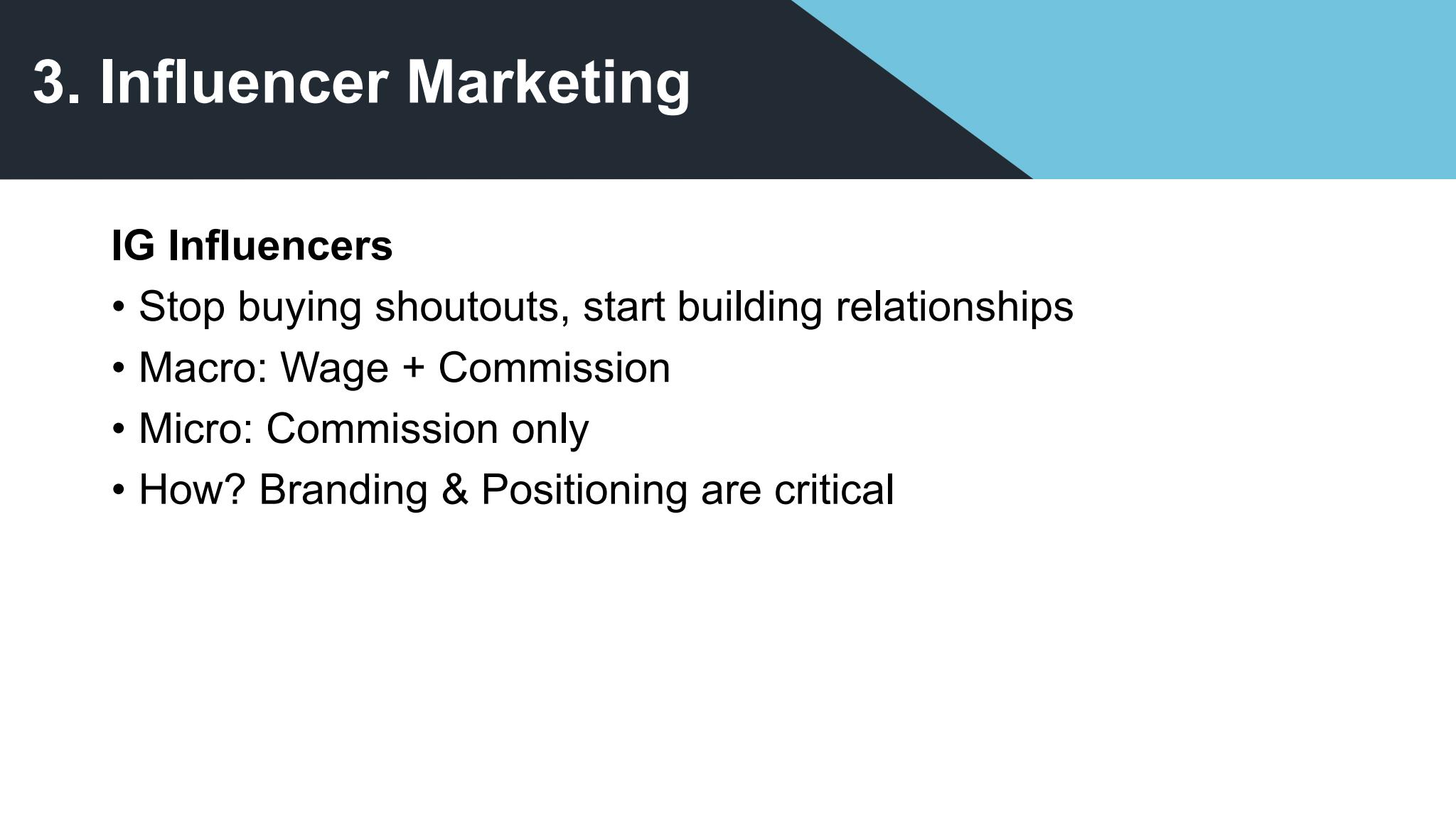 Dimitri Nikolakakis – Influencer Marketing