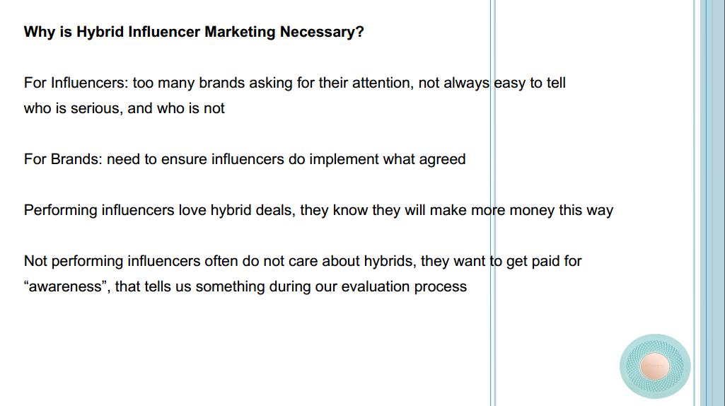 Frank Ravanelli – Hybrid Influencer Marketing