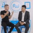 Kevin David at Affiliate World Asia 2018 in Bangkok, Thailand