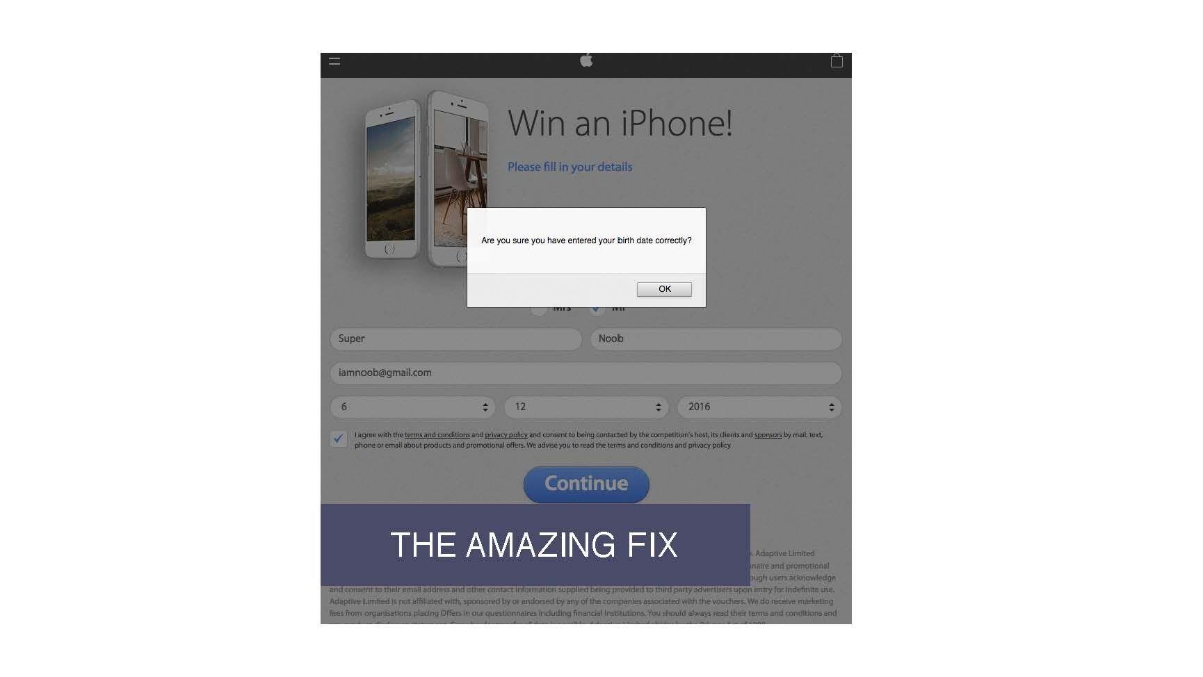 Alexander Willemsen - The Amazing Fix