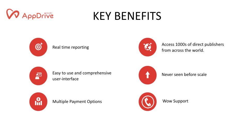 Samuel Lim – Key Benefits