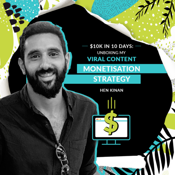 $10k in 10 Days: Unboxing My Viral Content Monetisation Strategy