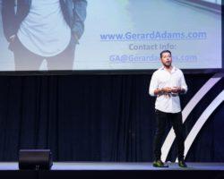 Gerard Adams AWA 15