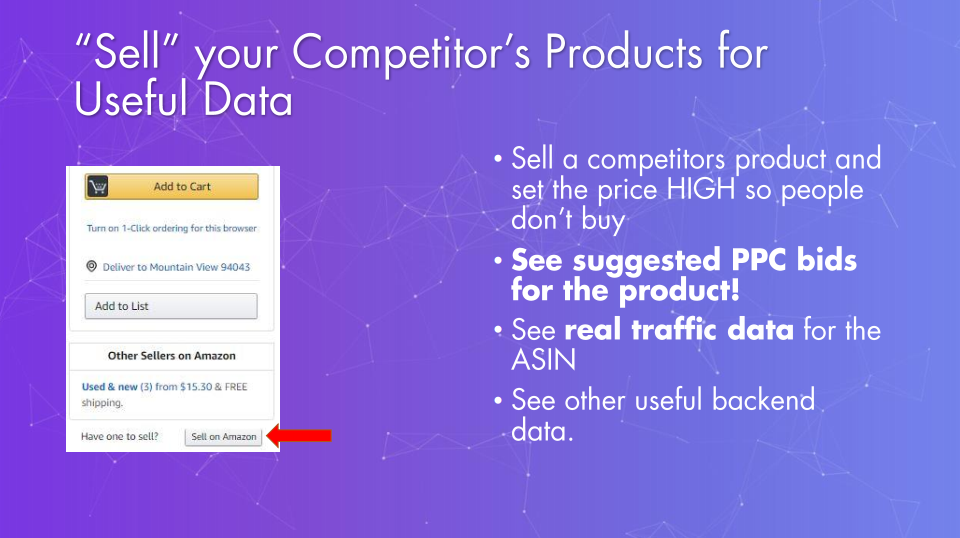 Zack Franklin – Sell Your Competitor's Products