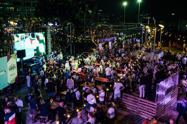World-renowned nightlife and parties at AWA19