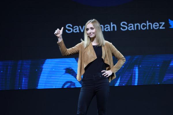 Savannah Sanchez at AWA19