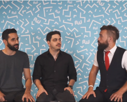 AWE19 Interview with Hen Kinan & Maor Benaim